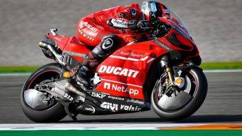 """MotoGP: Petrucci deluso: """"Non riesco a sfruttare la gomma nuova"""""""