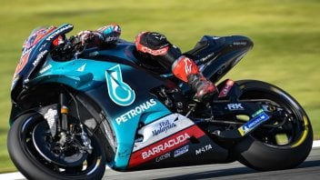 """MotoGP: Quartararo, test Jerez: """"Il motore 2020?Sensazioni diverse,il passo c'è"""""""