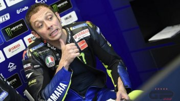 "MotoGP: Rossi: ""If we continue like this, I won't be able to solve my problems."""