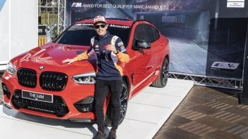 MotoGP: Marc Marquez's garage: 1 million Euros in BMW Ms won