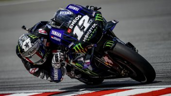 MotoGP: Sepang: Marquez rimonta ma non basta, trionfa Vinales