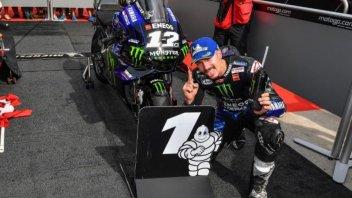 """MotoGP: Vinales: """"Piaccio a Ducati? Bello, ma penso solo a godermi il presente"""""""