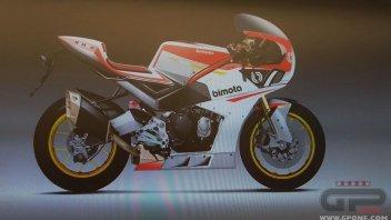 Moto - News: Bimota KB4: dopo l'estate l'altra novità con motore Kawasaki