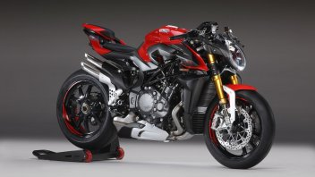 News Prodotto: MV Agusta: debutto per Brutale 1000 RR e la Gamma Rosso