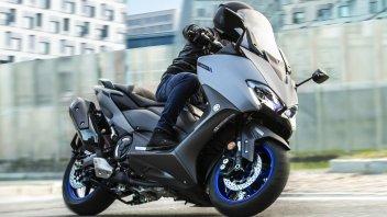 EICMA: Yamaha aggiorna il T-Max: arriva il 560