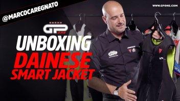 News Prodotto: Dainese Smart Jacket: Niente più scuse per non avere l'airbag!