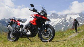 """News Prodotto: Suzuki: """"il primo passo"""" della V-Strom 1050 XT"""