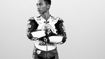 News: Tragedy at Sepang: Afridza Munandar in fatal accident