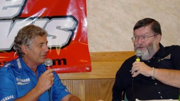 News: Farewell to Chris Carter, 'voice' of the historical years of motorcycling