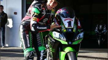 SBK: Ana Carrasco sulla scia di Rea a Jerez con la Kawasaki Superbike