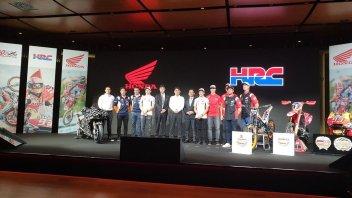 SBK: La Honda presenta Leon Haslam, ma manca Alvaro Bautista