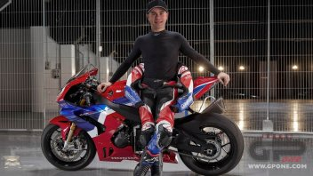 SBK: La Honda alza il muro: test top secret per Alvaro Bautista
