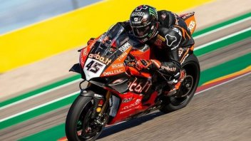 SBK: Redding-Davies: Ducati a due punte contro Rea a Jerez