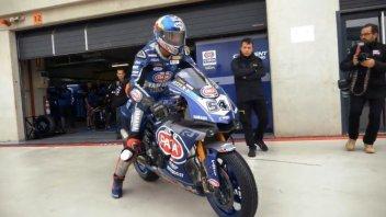 SBK: Razgatlioglu-Yamaha: primo contatto ad Aragon