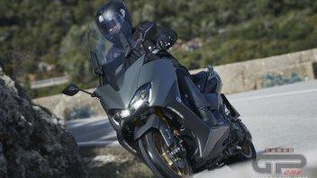Test: Yamaha TMax 560: come prima, più di prima