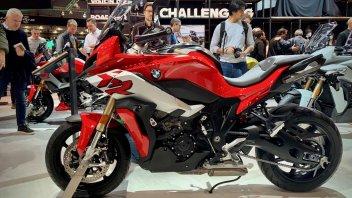 EICMA:  BMW S1000 XR: tutta nuova la tourer dal cuore focoso