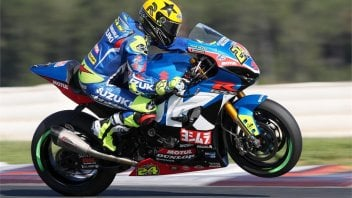MotoAmerica: Suzuki Yoshimura si ferma in MotoAmerica: Hammer diventa team Factory