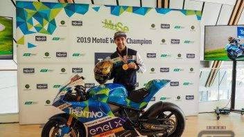 MotoE: Il Trentino scommette sul team Gresini e rinnova la sfida con Ferrari