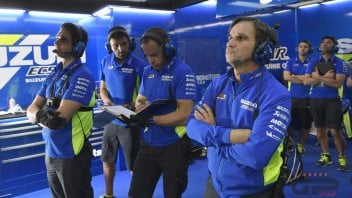 MotoGP: Davide Brivio: to aim for the  title Rins will have to be more consistent