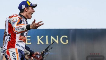 "MotoGP: Marquez: Never taken a title from Rossi. ""His words are a reaction"""