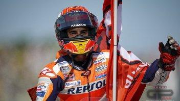 MotoGP: Marquez at to prepare the Thai celebration: no calculations