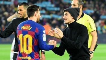 MotoGP: Messi – Marquez: è la notte della stelle al Camp Nou