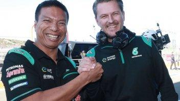 """MotoGP: Petronas: """"Il 2019 una luna di miele, nel 2020 alzeremo l'asticella"""""""