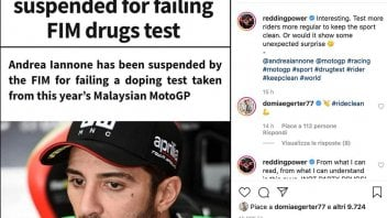 "MotoGP: Redding on doping: ""More tests... or would we have unexpected surprises?"""