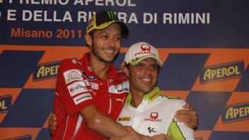 MotoGP: Rossi vs Capirossi, ritorno al passato alla 12 Ore del Golfo