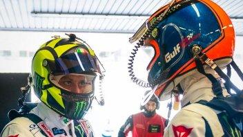 MotoGP: Abu Dhabi, Valentino Rossi chiude 3° assoluto e vince la PRO AM