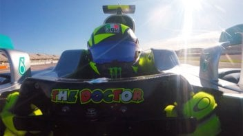 "MotoGP: Vowles (Mercedes): ""Rossi on the F1? A master, everything under control."""