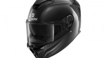News Prodotto: Shark Spartan GT Carbon Skin: lo sport touring, arriva con Babbo Natale
