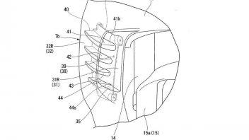 News Prodotto: Honda, nuovo brevetto per le ali: torna la Super Blackbird?