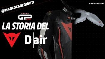 News Prodotto: La storia del Dainese D-Air: dai primi prototipi alla Smart Jacket