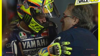 Pernat: Beggio said I was crazy for signing Rossi up for three years