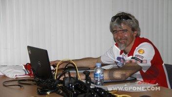 Gigi Dall'Igna, primo sigaro e prosecco per Ducati nel 2019