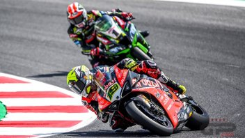 Bautista trembles after Misano: Rea just 16 points behind
