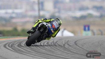 Valentino Rossi, dopo Aragon: un grande futuro dietro le spalle