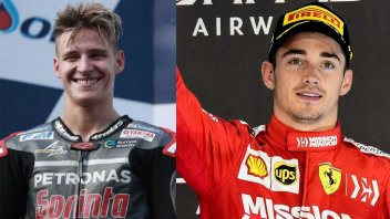Quartararo like Leclerc: Sign immediately with Yamaha or wait for Ducati?