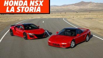 Auto - News: Honda NSX: la storia della vettura firmata da Ayrton Senna