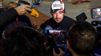 "Dakar: Alonso: ""Oggi è stata durissima, una tappa interminabile"""