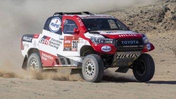 Dakar: AUTO - 1° Tappa: Mini pigliatutto, Alonso si prende 15 minuti