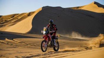 Dakar: TAPPA 4 - Sunderland penalizzato, Cornejo e la Honda si impongono