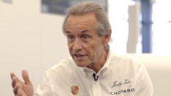 """Dakar: Jacky Ickx: """"Vorrei vedere Valentino Rossi alla Dakar"""""""