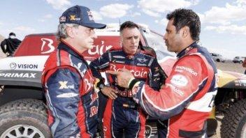 Dakar: Alonso 4° nella terza tappa dopo la penalità di Al Attiyah