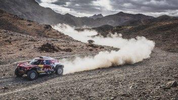 Dakar: AUTO: 4° tappa a Peterhansel, solo 13° Alonso