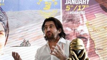"""Dakar: Castera: """"Ora vanno tutti forte, possono vincere in 10"""""""