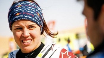"Dakar: Laia Sanz: ""I wasn't allowed to enter the gym in Saudi Arabia."""