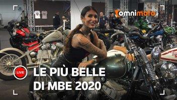 Moto - News: Le special più belle di Motor Bike Expo 2020 [VIDEO]