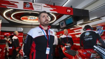"Moto2: Bianchi: ""For MV Agusta the time has come for some fun"""